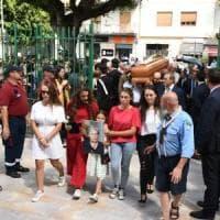 """""""Rita Borsellino, una donna libera"""": folla e commozione ai funerali"""