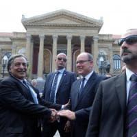 Palermo, cittadinanza onoraria per il principe Alberto di Monaco