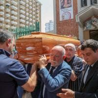 Chiesa gremita per i funerali di Rita Borsellino