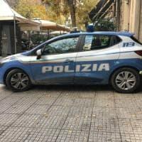 Si cala da una finestra nel centro di Palermo: passa la polizia, arrestato