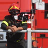 Palermo, incendio in una concessionaria: due auto distrutte, 5 danneggiate