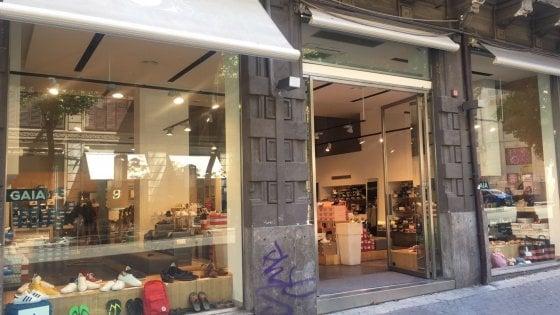 cca682eb0b4fb Palermo  chiude negozio storico ma ne aprono altri cinque ...