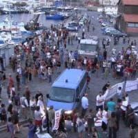 Diciotti, ricomincia il sit-in: attese delegazioni da tutta la Sicilia