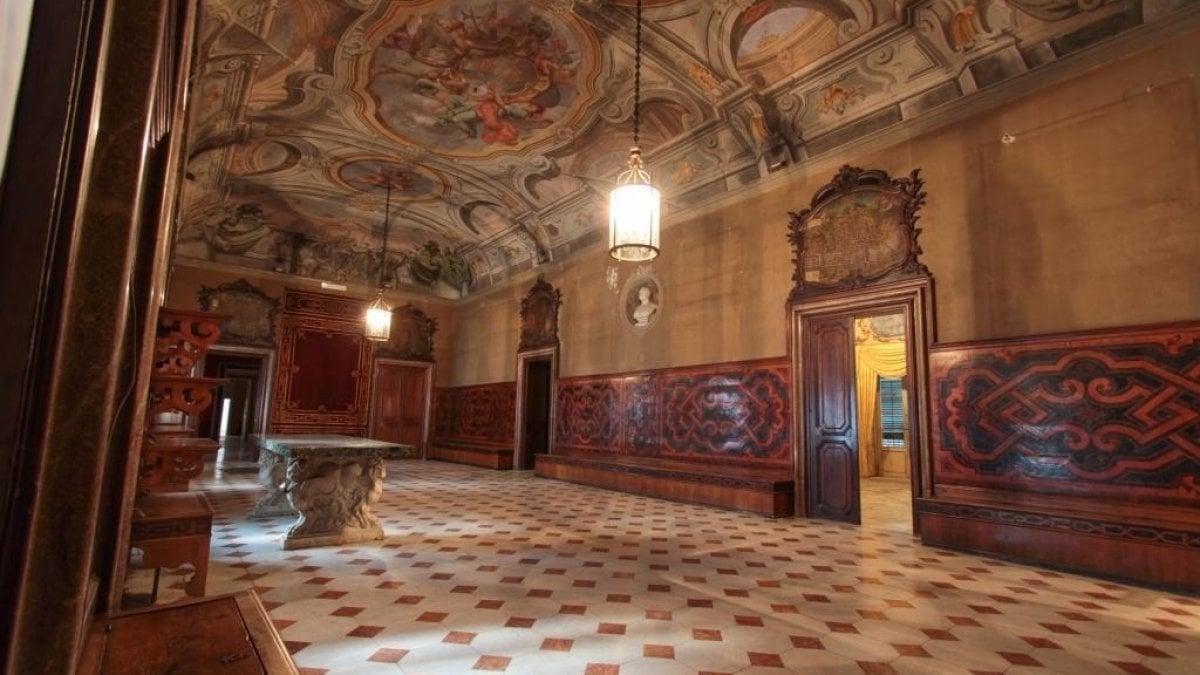 Palermo tasca apre un caff a palazzo butera for Arrediamo insieme palermo