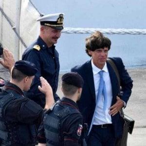 """Agrigento, busta con un proiettile al pm Patronaggio, il procuratore del caso """"Diciotti"""""""