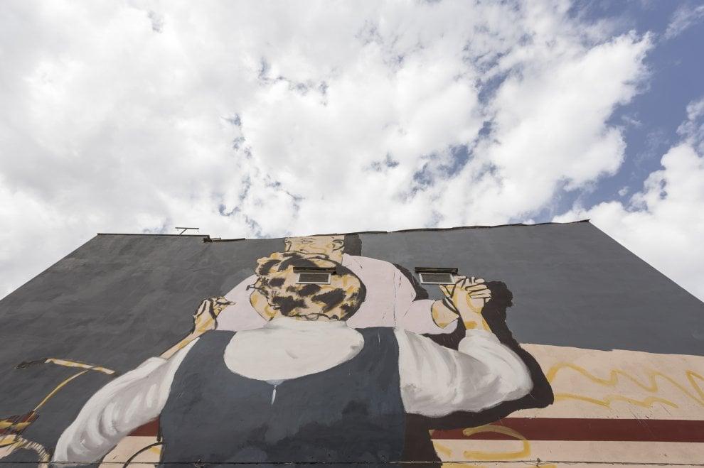 I muri di Ragusa si colorano: ecco il Festiwall