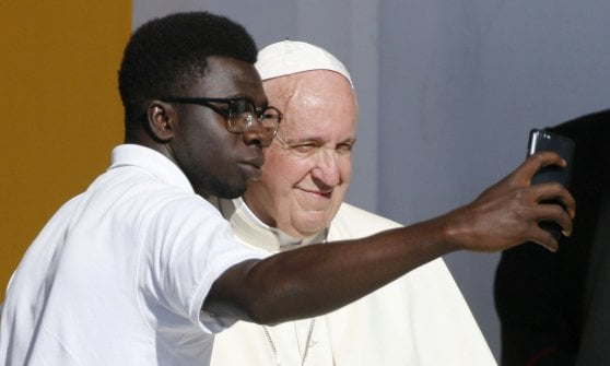 Papa Francesco in Sicilia, la diretta