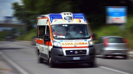 Catania: neonato in condizioni gravi, portato a Roma con un volo militare