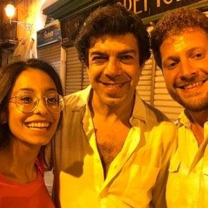 Favino in Sicilia per girare il film su Buscetta