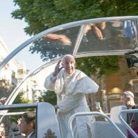 Palermo, cosa resta della visita di papa Francesco: invia il tuo scatto