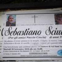 Mafia: funerali negati al boss Sciuto, organizzò l'attentato a Pippo