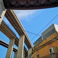 Messina, via allo sgombero delle case sotto il viadotto Ritiro