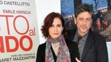 I 40 anni dell'Efebo d'oro premio alla coppia  Castellitto-Mazzantini