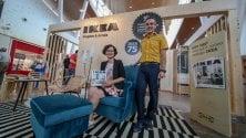 Un corner Ikea a Palermo