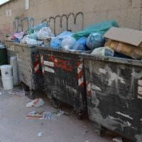 Roghi di rifiuti in provincia di Palermo
