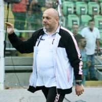 La sconfitta del Palermo, Tedino: