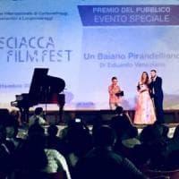 Il festival di Sciacca premia il film di Veneziano
