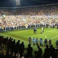 Caso Frosinone, il Tar ha deciso: il Palermo non va in serie A