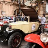 Palermo, ecco la Targa Florio