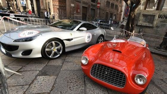 Palermo: domenica da bollino rosso per il traffico. Dalla Favorita al centro storico