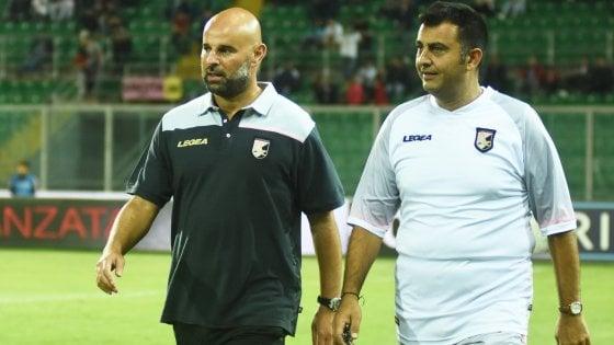 """Palermo, Stellone soddisfatto: """"Venti tiri in porta, abbiamo dato tutto"""""""