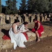 Agrigento rivive 24 secoli dopo i fasti olimpici dell'atleta greco Esseneto