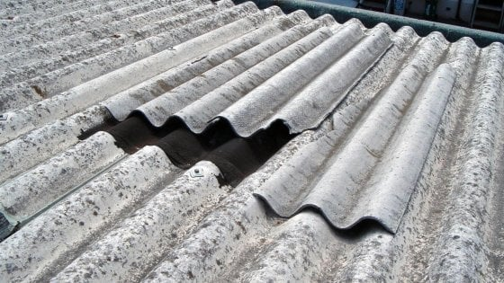 Scoperta una discarica di amianto nel Palermitano