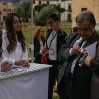 Sky Arte Festival a Palermo: installazione contro la plastica in mare