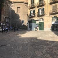 Palermo, piazza Meli e piazza San Giacomo alla Marina liberate dalle auto