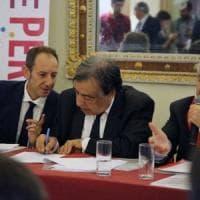 Sindaci da tutta Italia a Palermo contro i tagli alle periferie: