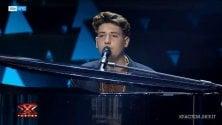 Emanuele, un catanese    alla conquista di X Factor