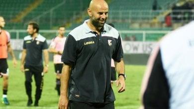 Palermo, ora Stellone guarda in alto la promozione non è più un tabù   I rosa vincono a Lecce grazie a Puscas