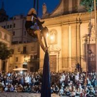 """Palermo, in 22mila """"invadono"""" Ballarò per il Buskers festival"""
