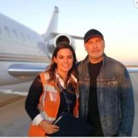 Palermo, John Travolta atterra in città col suo jet