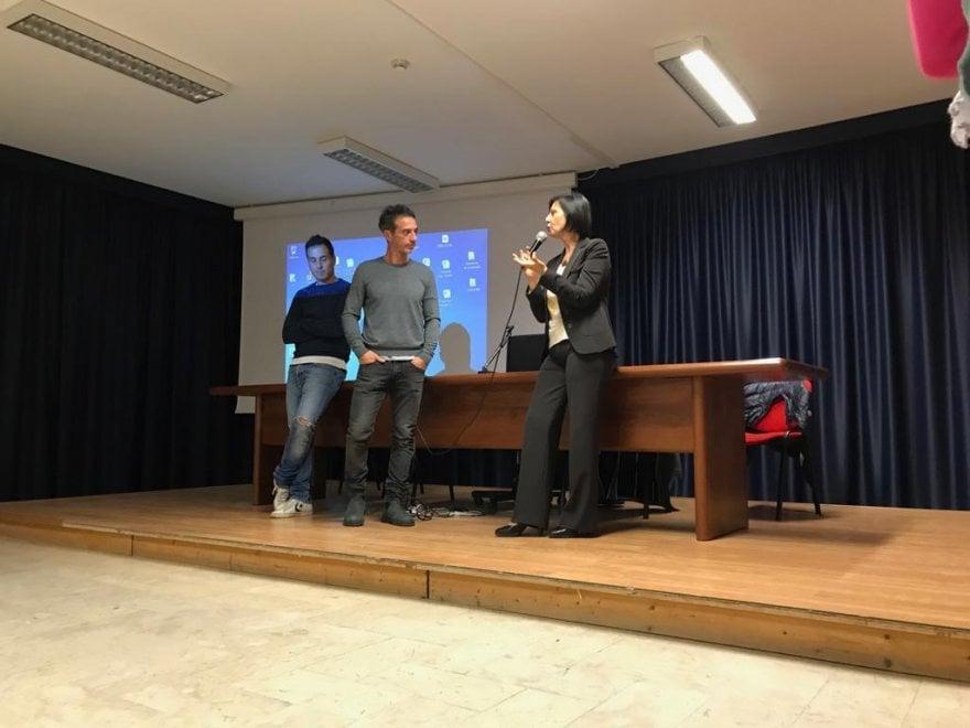 Palermo, lezione di legalità con Salvo Ficarra