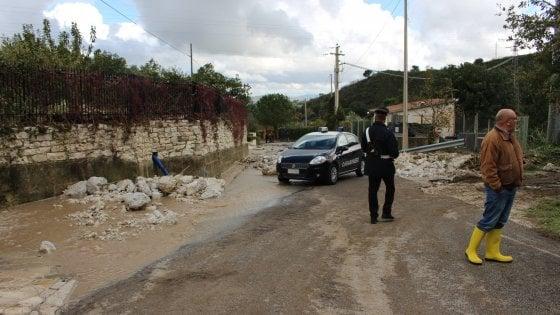Maltempo, le due vittime di Agrigento: difficile persino recuperare i cadaveri