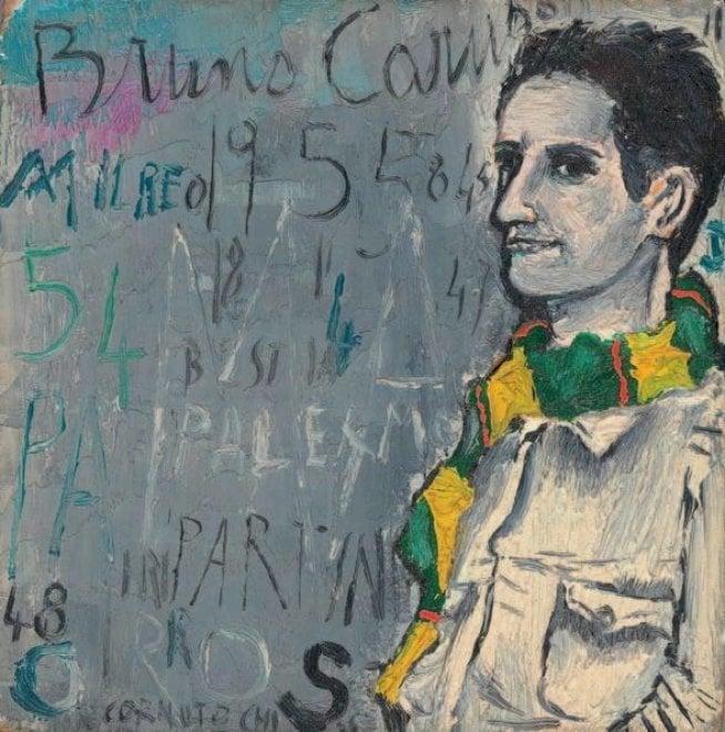 E' morto Bruno Caruso, il pittore che raccontò il manicomio di Palermo