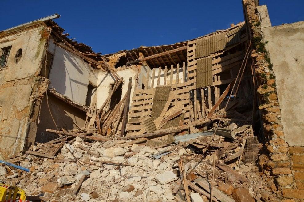 Maltempo Agrigento, crolla la casa di Camilleri: doveva ospitare la fondazione a lui dedicata