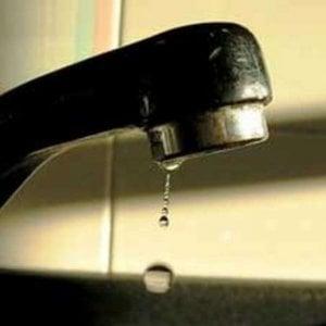 Acqua a Palermo, c'è un imprevisto: frana danneggia tubo, nuovi problemi
