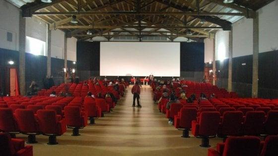 Masterclass di Peter Greenway all'Efebo d'Oro. Gli appuntamenti di venerdì 9 novembre