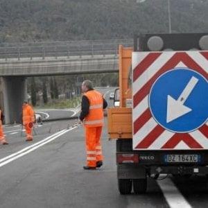 Palermo: stasera chiude l'autostrada tra Capaci e Tommaso Natale