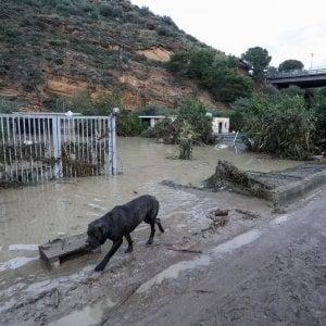 Palermo sgombero degli immobili di Bagheria vicini al fiume Eleuterio