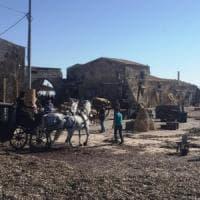 Siracusa, ciak a Marzamemi per il film tratto da Camilleri