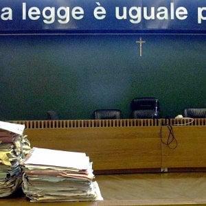 Catania, minacciò un cronista in tribunale: arrestato