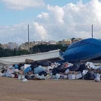 Lampedusa, emergenza rifiuti in tutta l'isola