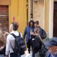 Palermo, lo chef Borghese gira in città una puntata di