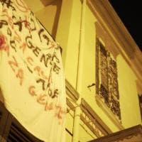 Palermo, gli anarchici occupano un ufficio comunale in via Libertà