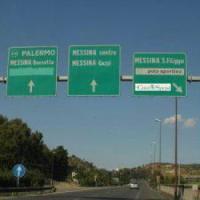 Chiuso lo svincolo di Taormina della Messina-Catania