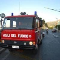 Palermo, fiamme in un appartamento di via Giusti: muore un docente in pensione