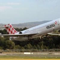 Palermo, arrivano i collegamenti Volotea con Cagliari e Pescara